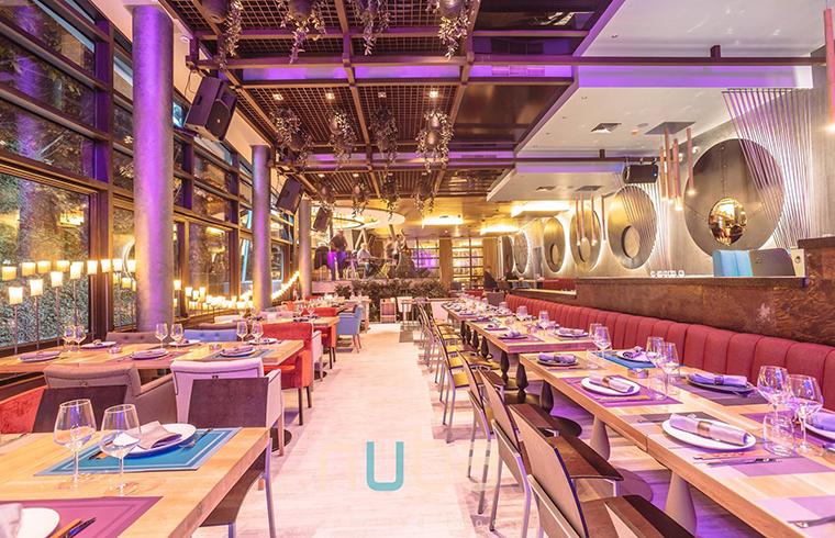 De la fuziunea de arome la fuziunea de stiluri - Nuba Asian Fusion Restaurant