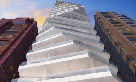 Focul, aerul si pamantul au devenit sursele de inspiratie pentru turnul spiralat din Ecuador