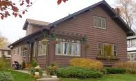 Casa din preerie traditionalism adus in contemporaneitate Casa din preerie realizata de arhitectul Geroge Grant Elmslie