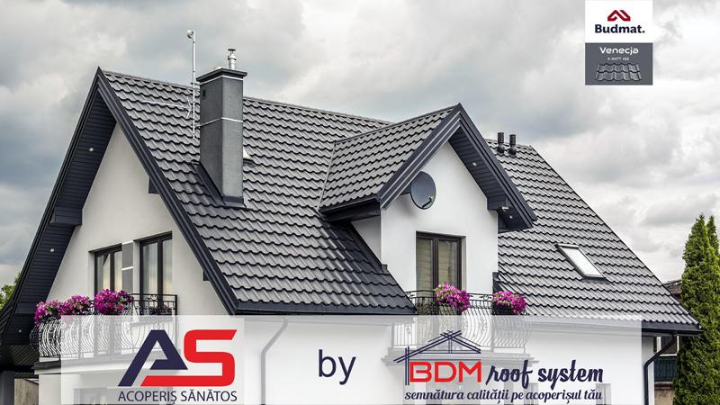 2 greşeli pentru care vei avea costuri mari la acoperişul cu ţiglă metalică