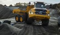 Camioane articulate Volvo pentru conditii severe de teren accidentat