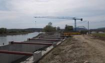 Protecție permanentă a betonului, cu Penetron Admix, la o hidrocentrală de 2500 mp de pe râul Someș