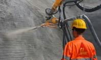Prevenția coroziunii la nivelul armăturii de oțel Un exemplu constă în limitarea conținutului de oxigen disponibil