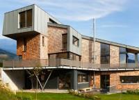 Tamplarie din lemn placat cu aluminiu - solutia ideala pentru case pasive