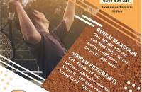 A 11-a ediție a Cupei CELCO de tenis de câmp s-a încheiat