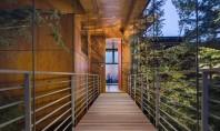 Faţada din lemn ce rezistă la exterior şi nu necesită întreţinere Lemn ce nu necesita intretinere
