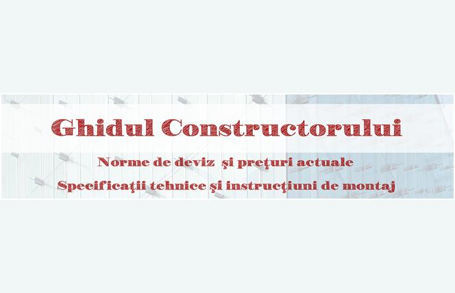 Lansare carte Ghidul Constructorului, editia 2017