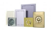 Cum alegem ventilatorul pentru baie Ventilatoarele pentru baie variaza in functie de • Culoare • Marime