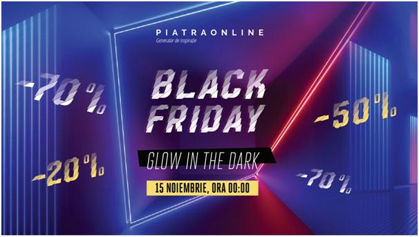 Intra in maratonul reducerilor de Black Friday 2019 la PIATRAONLINE