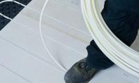 Fixarea tevilor pentru incalzirea prin pardoseala Fixarea si modul de fixare a incalzirii prin pardoseala depinde