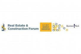"""Evenimentul """"Real Estate & Construction Forum"""" reunește cei mai mari jucători de pe piața de imobiliare"""