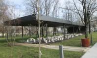 Lemnul compozit romanesc Bencomp in amenajarile exterioare din peisajul capitalei O alternativa eficace la lemnul natural