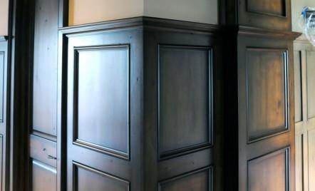Avantajele si dezavantajele peretilor cu lambriuri din lemn