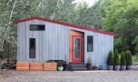 O casă completă de aproximativ 19 metri pătrați pentru familie Cum ar fi sa locuiesti intr-un