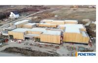 Materialele inovatoare Penetron protejează centrul IT Smartware Oradea
