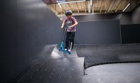 """Echipa Lappset Creative creeaza un nou spatiu indoor pentru joaca si sport in parcul """"Tykkimaki Actionpark"""""""