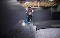 """Echipa Lappset Creative creeaza un nou spatiu indoor pentru joaca si sport in parcul """"Tykkimaki Actionpark"""" din sud-estul Finlandei"""