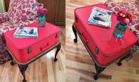 Descoperă ce lucruri poți să faci cu vechile valize Indiferent cat de vechi este un lucru