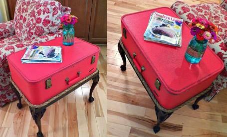 Descoperă ce lucruri poți să faci cu vechile valize