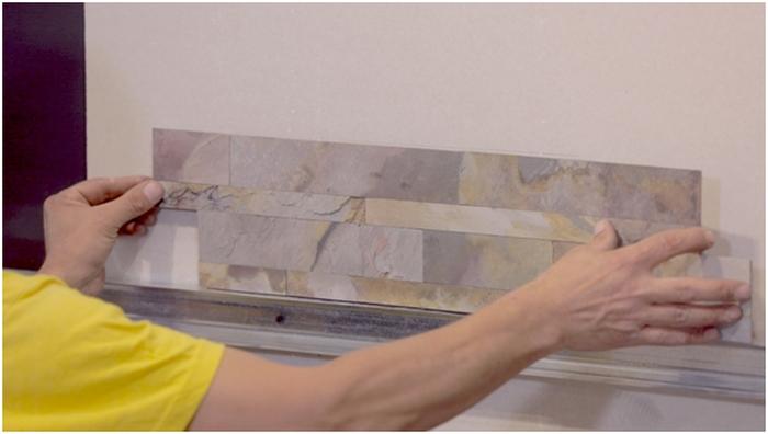 Cum se montează panelurile de ardezie flexibilă fără adeziv