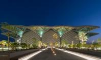 Cum arată o gară ultramodernă dintr-o țară arabă Statiile au fost construite in Mecca Medina Jeddah