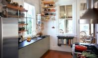 Cărți în bucătărie? Desigur - iată câteva soluții pentru cărțile de bucate și nu numai Cartile