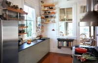 Cărți în bucătărie? Desigur - iată câteva soluții pentru cărțile de bucate și nu numai