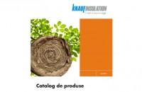 Noul catalog de produse Knauf Insulation - produse de izolatie cu inalta eficienta energetica
