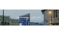 Parkomatic Laud - Landscape Architecture and Urban Design Expo Conference Divizia Parkomatic a fost prezenta la