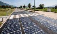 Ce s-a întâmplat cu drumul cu panouri solare inaugurat în Franța acum trei ani In 2016