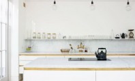 Cateva exemple de bucatarii minimaliste Daca sunteti adeptii liniilor simple ai arhitecturii minimaliste si interioarelor moderne