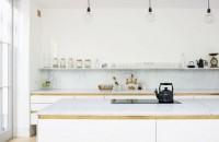Câteva exemple de bucătării minimaliste
