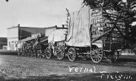 Cum sa diminuezi costurile cu transportul caramizilor? In 1913 un mic intreprinzator din Veral (Utah SUA)