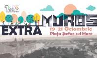 """Scena Urbană revine la Cluj cu evenimentul """"Extra Muros"""" Vor avea loc cu această ocazie spectacole"""