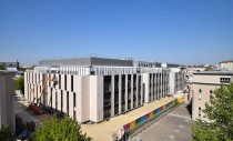 Arhitectii Razvan Gorcea si Michel Rémon vor prezenta la Building Health Bucharest 2017 noul spital ÉDOUARD HERRIOT din Lyon