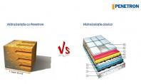 De ce alegem Penetron în locul hidroizolației clasice? PENETRON dezvoltă și produce materiale de înaltă calitate