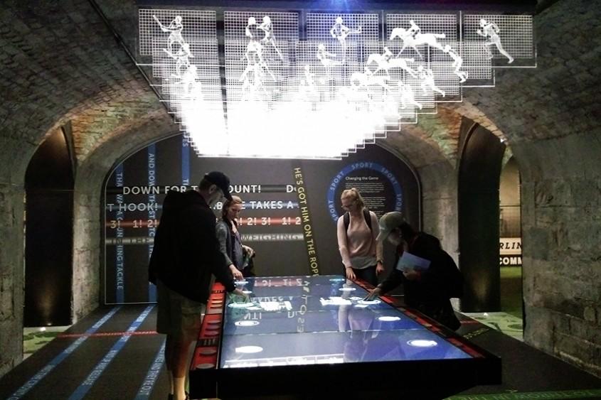 Muzeul Emigrației Irlandeze EPIC, un spectacol vizual și interactiv care nu trebuie ratat