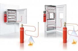 Detecție și stingere incendiu în câteva secunde