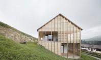 O casă de o simplitate fermecătoare Creatie a arhitectilor de la Innauer-Matt Architekten Höller House este