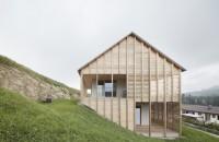 O casă de o simplitate fermecătoare