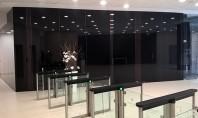 Pereti PREMO in cladirea The Office din Cluj Pereti PREMO alcatuiti din doua foi de sticla