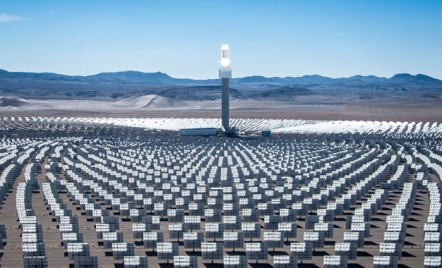 Trump vrea să investească 62 de milioane de dolari în energie solară concentrată