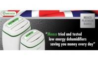 Dezumidificatorul Meaco Platinum Range UK cu consum redus de energie Aleco Air si-a propus sa te