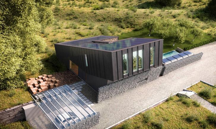 Casa Plus produce de doua ori mai multa energie decat consuma