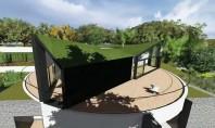 O casă uimitoare ce își schimbă priveliștea doar prin apăsarea unui buton D'Haus a dezvaluit recent