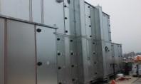 Centrale de ventilație ultra-eficiente pentru noul sediu Conarg