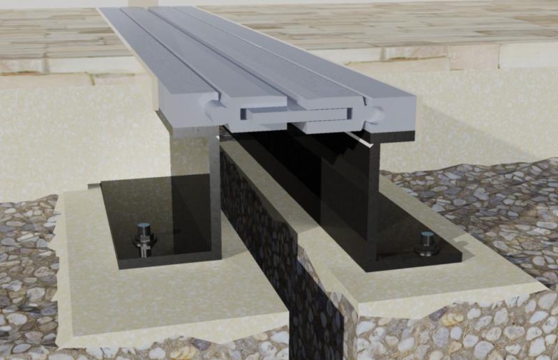 Solutii moderne de acoperire a rosturilor de dilatatie in constructiile civile si industriale