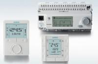Synco 100 - regulator de temperatura, senzor si panou de comanda, toate combinate intr-o singura unitate