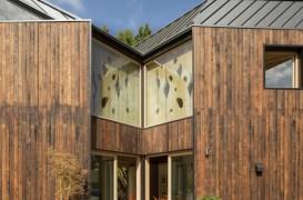 Casa in Seattle construita cu lemnul a 20 de copaci