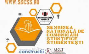 Sesiunea Nationala de Comunicari Stiintifice Studentesti, editia a XVI-a